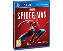 SONY PS4 hra Marvel's Spider-Man (7.9.2018)